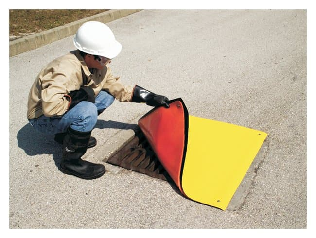 Youngstown Barrel  Square, 18 x 18 in.:Gloves, Glasses and Safety