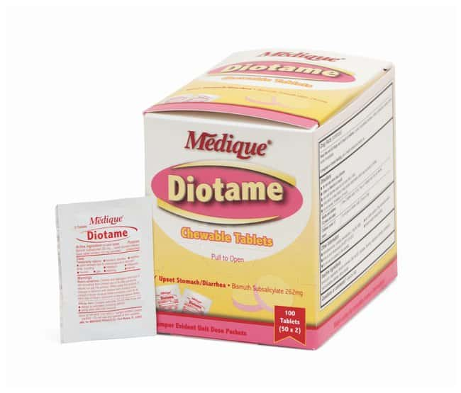 Medique Diotame Tablets:Gloves, Glasses and Safety:First Aid and Medical