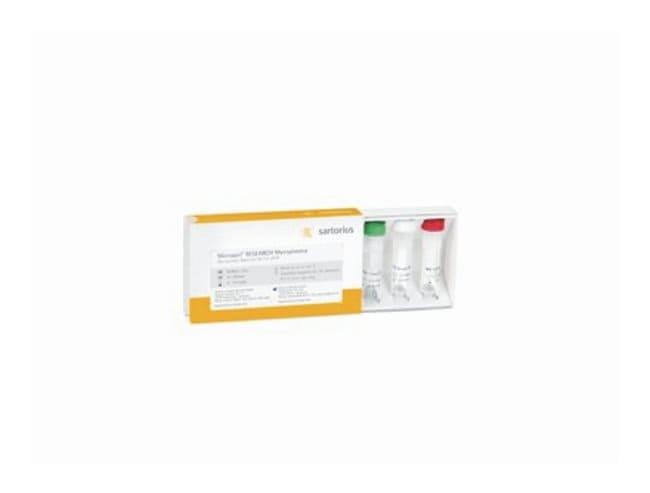 SartoriusMicrosart™ Research Mycoplasma Real-Time PCR Kit 25 tests/kit SartoriusMicrosart™ Research Mycoplasma Real-Time PCR Kit