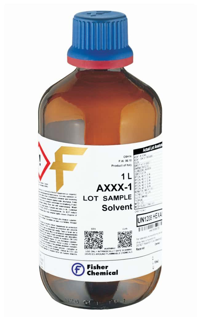 2-Propanol (Certified ACS), Fisher Chemical