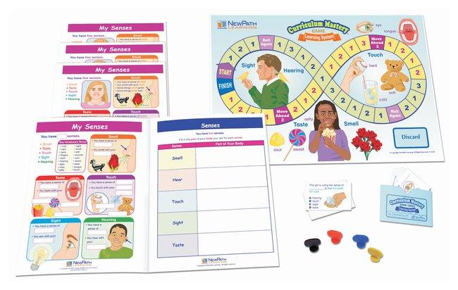 NewPath LearningMy Senses Learning Center, Grades 1 - 2 My Senses Learning
