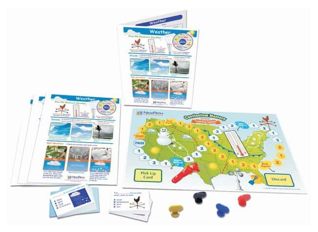 NewPath Learning Weather Learning Center, Grades 1 - 2  Weather Learning