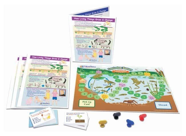 NewPath LearningHow Living Things Grow  Change Learning Center, Grades