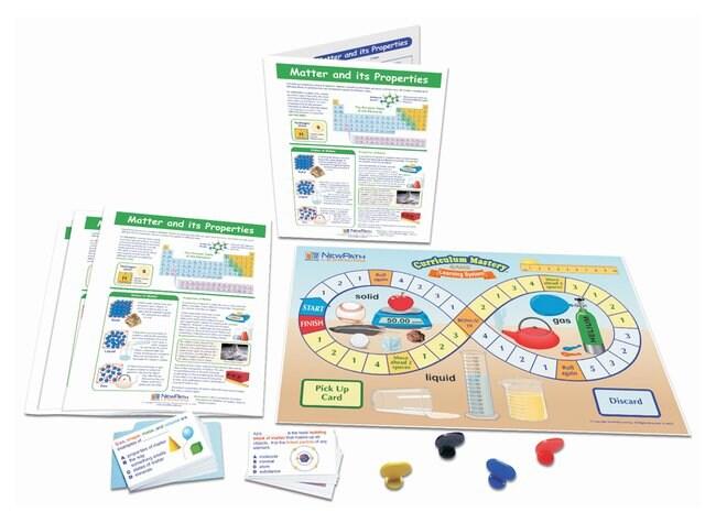 NewPath LearningMatter  Its Properties Learning Center, Grades 3 - 5 Matter