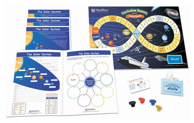 NewPath LearningThe Solar System Learning Center, Grades 3 - 5 The Solar