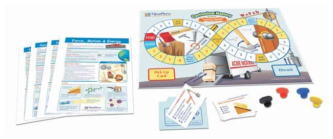 NewPath LearningForce, Motion  Energy Learning Center, Grades 3 - 5 Force,