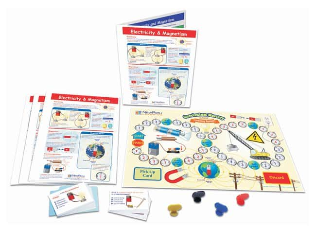 NewPath LearningElectricity  Magnetism Learning Center, Grades 3 - 5 Electricity