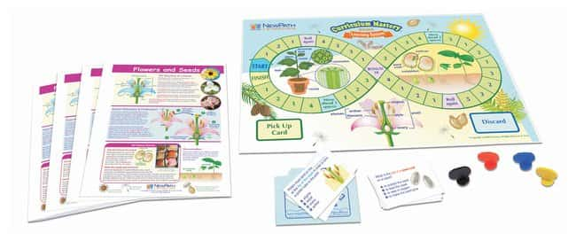 NewPath LearningFlowers  Seeds Learning Center, Grades 3 - 5 Flowers &