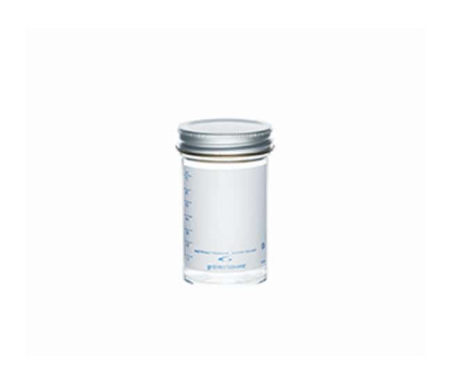 Greiner Bio-One Flat Bottom Polystyrene Multipurpose Container with Metal