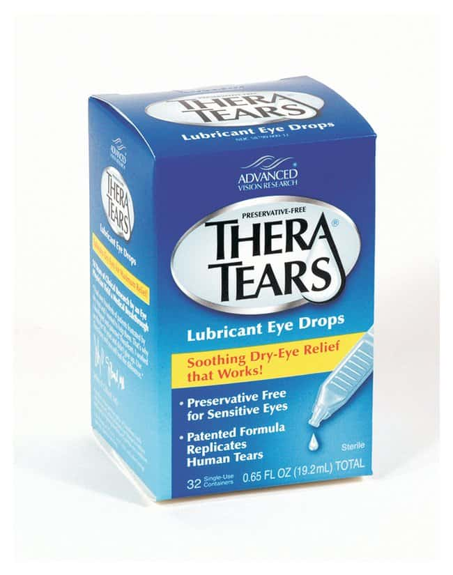 Medique Thera-Tears Eye Drops:Gloves, Glasses and Safety:Eyewashes and