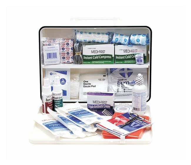 Medique Class B 50-Person First-Aid Kit:Gloves, Glasses and Safety:First