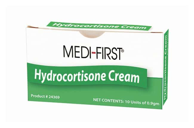 Medique Medi-First Hydrocortisone Anti-Itch Cream:Gloves, Glasses and Safety:First