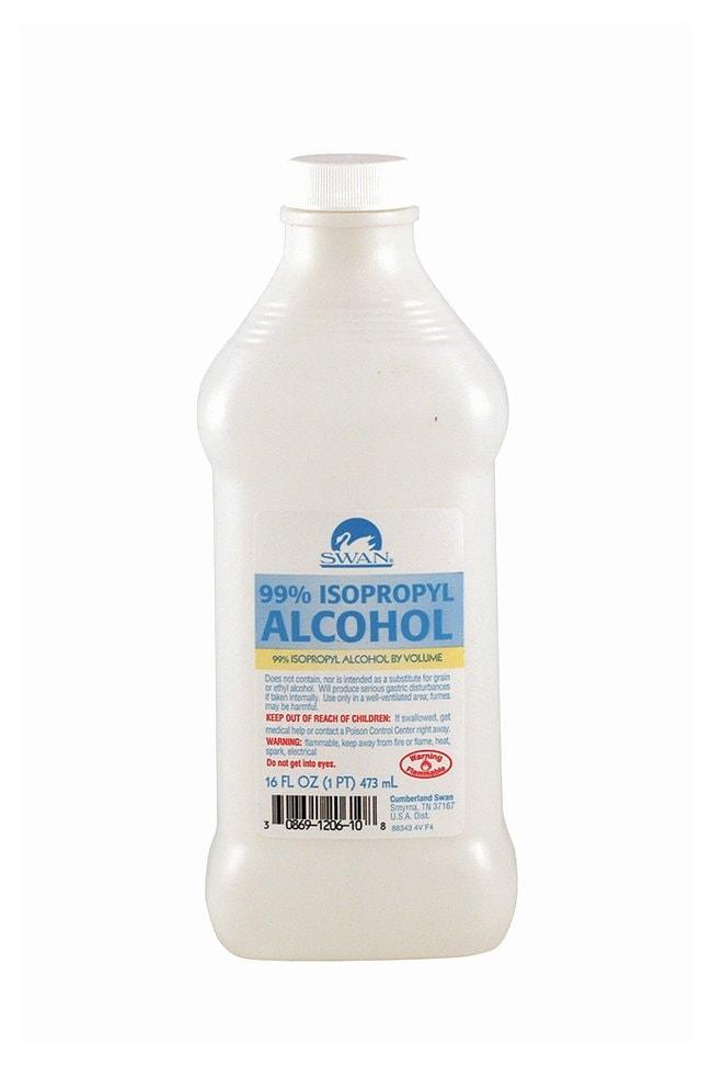 Medique Rubbing Antiseptic Alcohol Isopropyl alcohol 99%; 16 oz.:Gloves,
