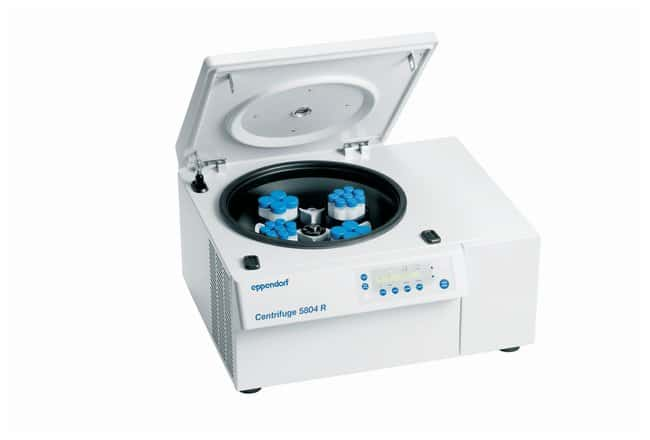 Eppendorf Centrifuge 5804 R  :Centrifuges and Microcentrifuges