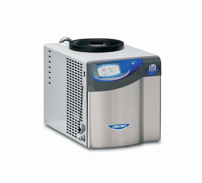 Labconco FreeZone 2.5L -50C Benchtop Freeze Dryers, 230V Models:Desiccation