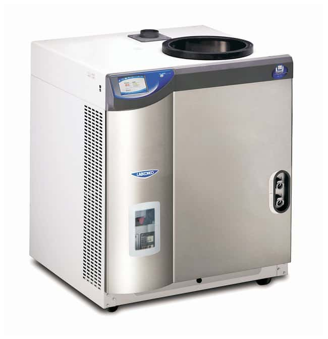 Labconco FreeZone 6L -50C Console Freeze Dryers, Purge Valve and Mini Chamber,