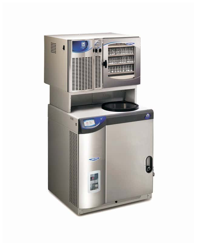 Labconco FreeZone 6L -50C Console Freeze Dryers with Stoppering Tray Dryer