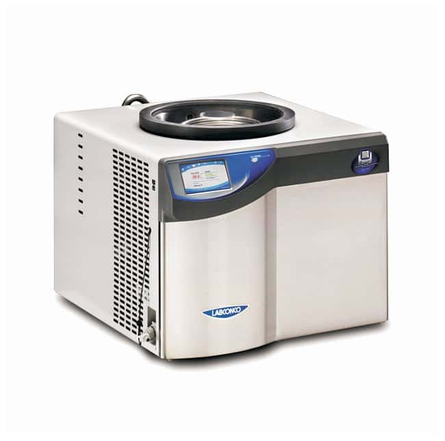 LabconcoFreeZone 8L 50C Benchtop Freeze Dryers, 230V Models Includes PTFE
