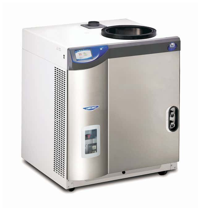 Labconco FreeZone 12L -50C Console Freeze Dryers Includes PTFE-coated collector;
