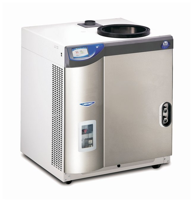 LabconcoFreeZone 12L 50C Console Freeze Dryers, Purge Valve and Mini Chamber