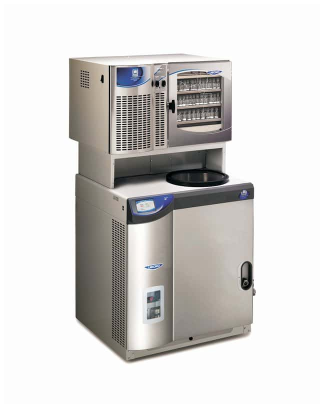 Labconco FreeZone 18L -50C Console Freeze Dryers w/Stoppering Tray Dryer