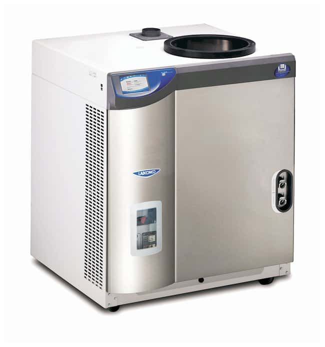 Labconco FreeZone 6L -84C Console Freeze Dryers, Purge Valve, 230V Models:Desiccation