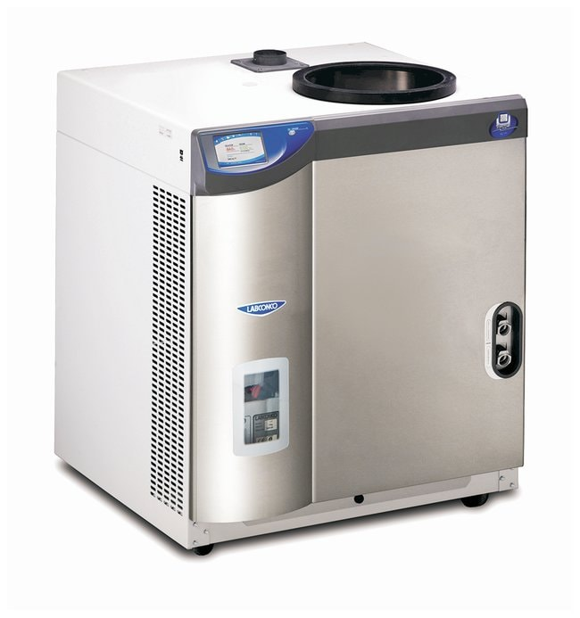 Labconco FreeZone 6L -84C Console Freeze Dryers, 230V Models Includes PTFE-coated
