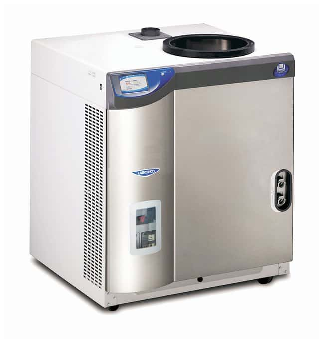 Labconco FreeZone 12L -84C Console Freeze Dryers Includes non-coated Stainless