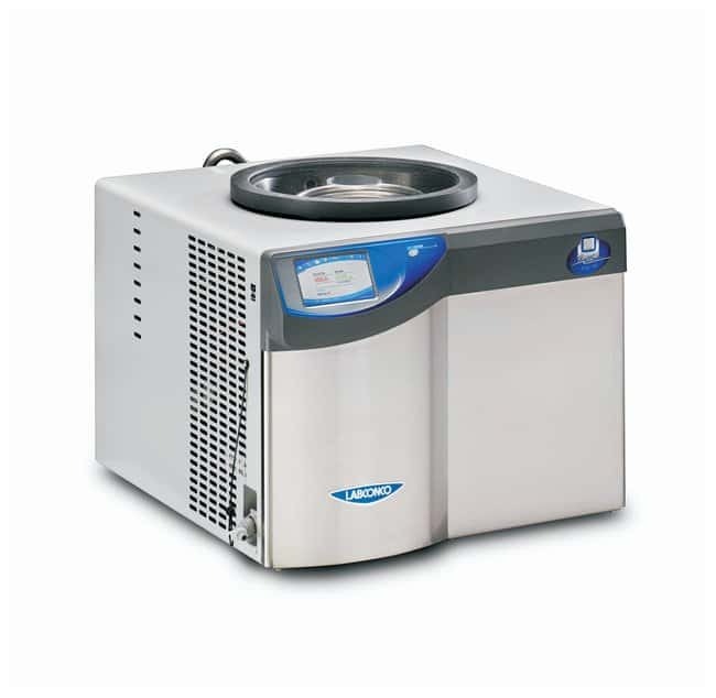 Labconco™ FreeZone™ 4.5L −105°C Benchtop Freeze Dryers, 230V Models Includes non-coated Stainless steel collector; Plug type: Schuko Labconco™ FreeZone™ 4.5L −105°C Benchtop Freeze Dryers, 230V Models