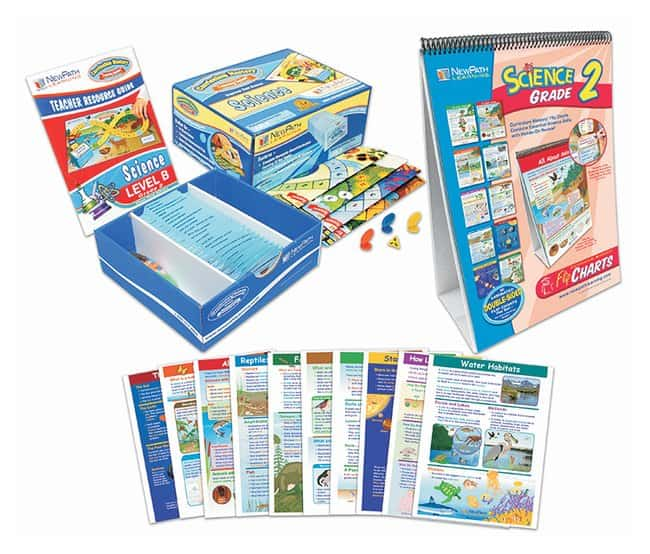 NewPath Learning Grade 2 Science Skills Curriculum Learning Module  Academic