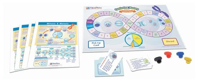 NewPath Learning Mitosis and Meiosis Learning Center  For Grades 6, 7,