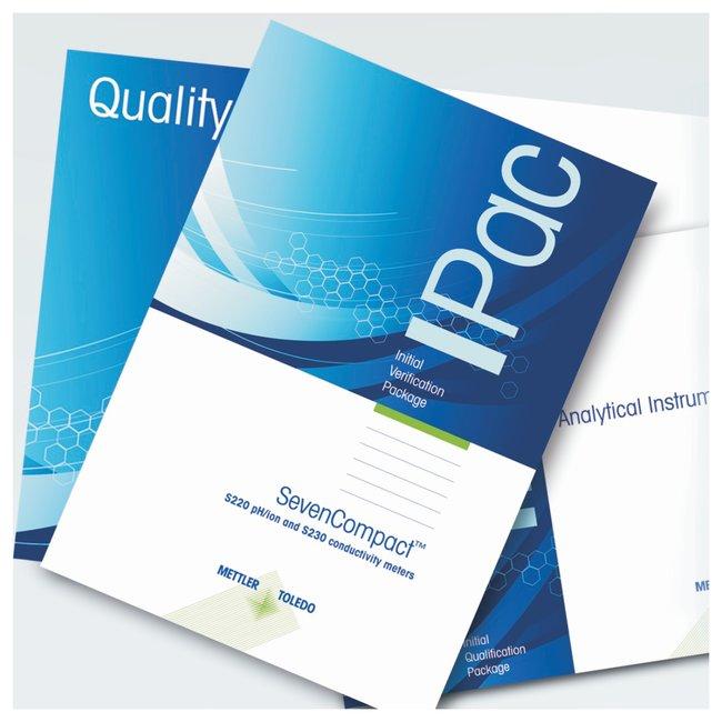 Mettler Toledo IPac Standard Qualification (IQ/OQ), SevenCompact IPac Standard