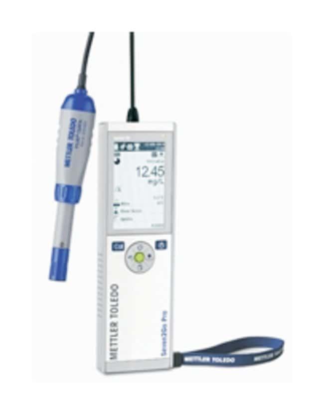 METTLERTOLEDOPortable pH/Conductivity/Dissolved Oxygen/Ion Meters DO