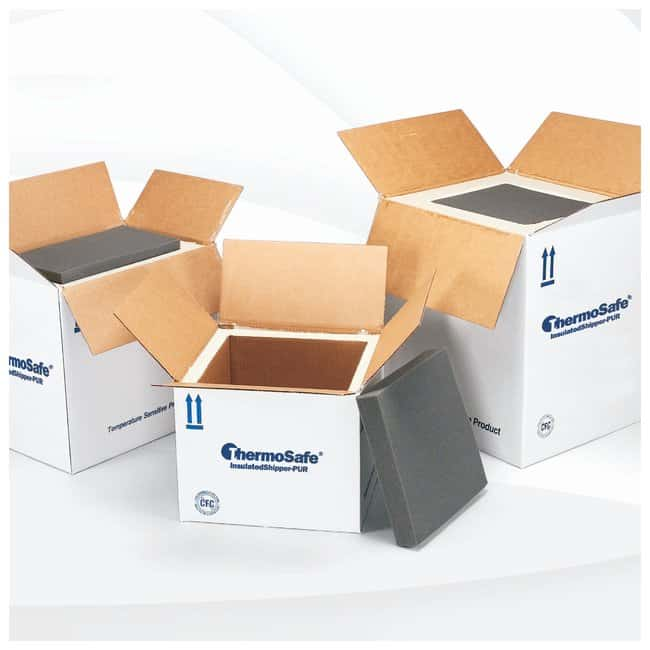 Sonoco™ThermoSafe™ High Performance Polyurethane Containers