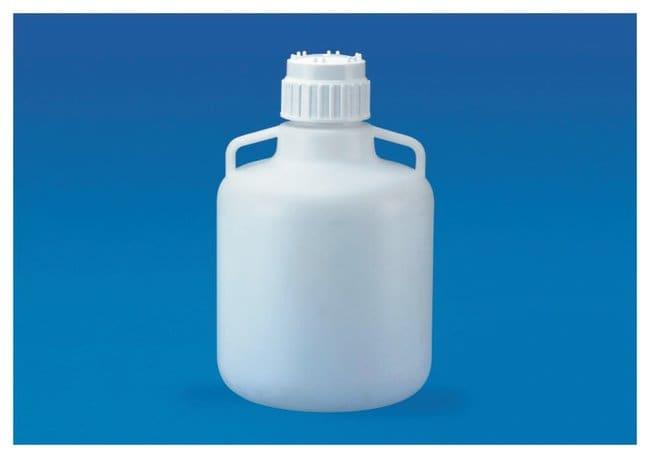 United Scientific Supplies Polypropylene Carboy  20L:Teaching Supplies