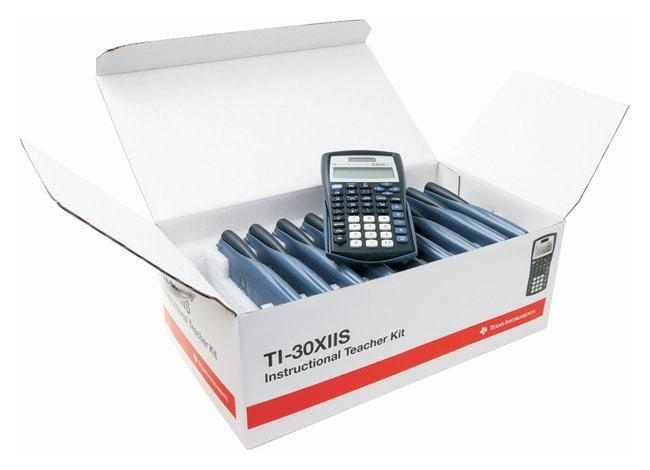 Texas Instruments TI-30X IIS Scientific Calculators TI-30X IIS Scientific