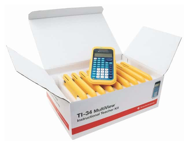 Texas Instruments™ TI-34 Calculator