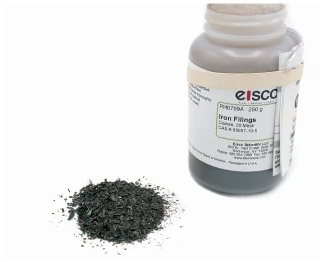 Eisco™ Iron Filings