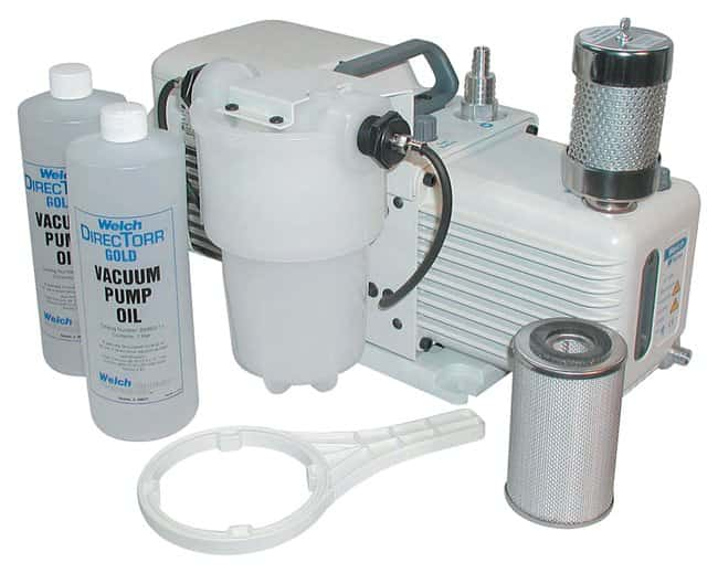 Welch Freeze Dryer Pumps Free air displacement: 6.1cfm:Pumps and Tubing