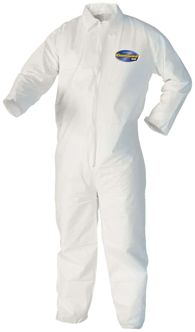 Kimberly-Clark Professional™ KleenGuard™ A40 Liquid and Particle Protection Coveralls