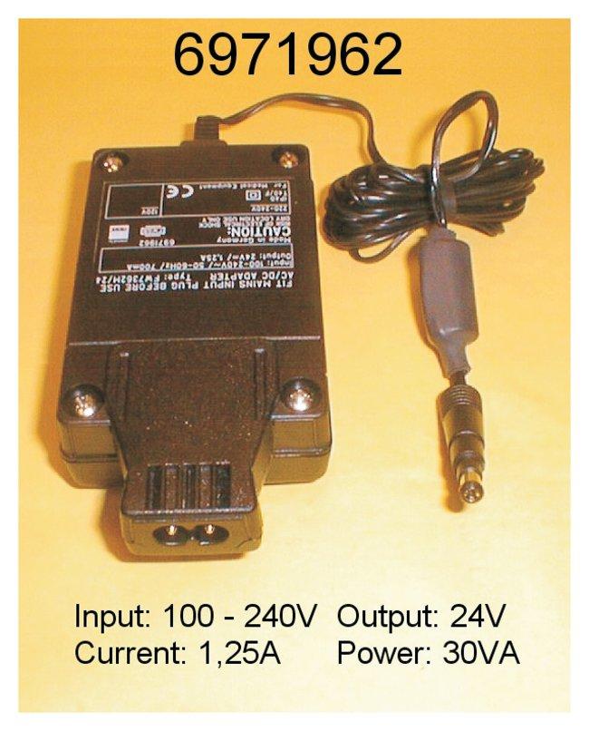 Sartorius Balance Power Supplies For SE and ME Ultramicro and Microbalances,