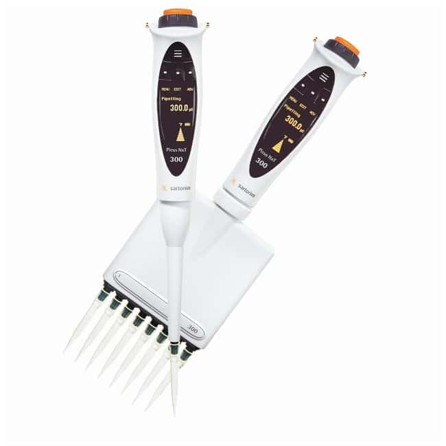 Sartorius™ Biohit™ Picus™ NxT Electronic Pipettes, 12 Channels