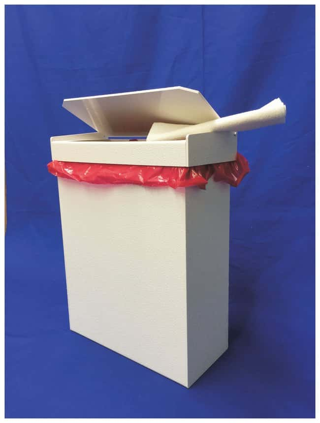 Mitchell Plastics Waste Container Small:Gloves, Glasses and Safety