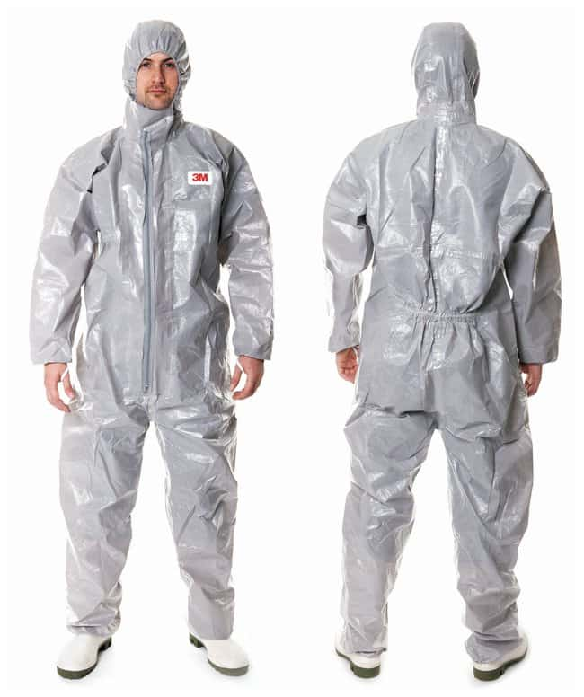 3M Coverall 4570:Gloves, Glasses and Safety:Personal Protective Equipment