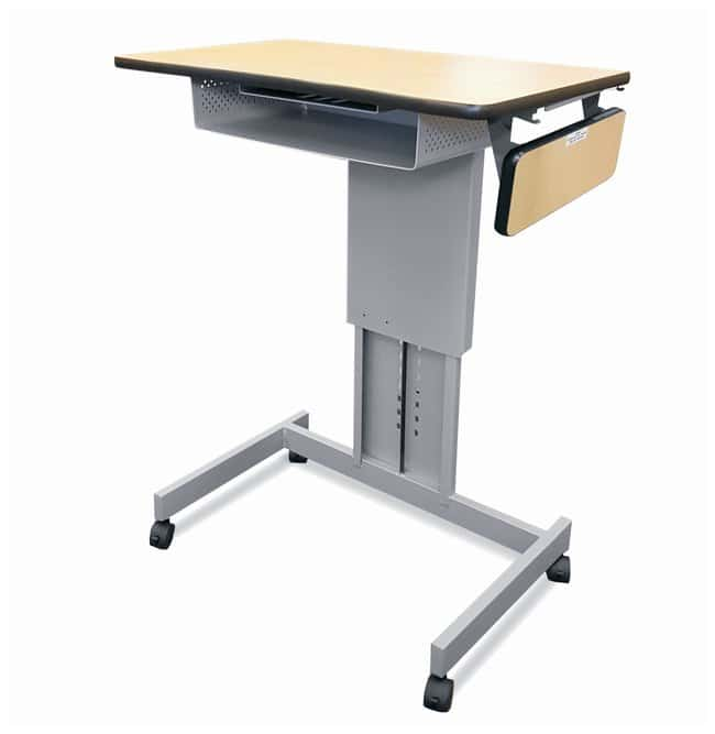 Magnificent Marvel Focus Desk Xt With Furniture Casters Furniture Storage Casework Carts And Hoods Work Surfaces Download Free Architecture Designs Grimeyleaguecom