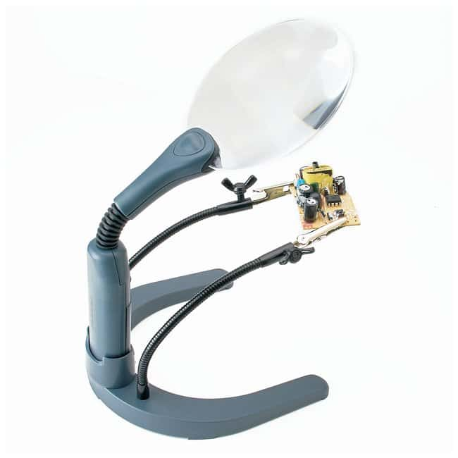 CarsonHelping Hands Magnifier Soldering and Craft Magnifier Model: GN-88:Education
