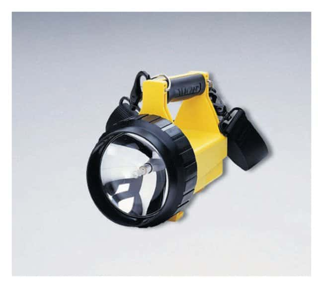 Streamlight Vulcan Rechargeable Lantern Systems Yellow; AC/DC Chargers:Gloves,
