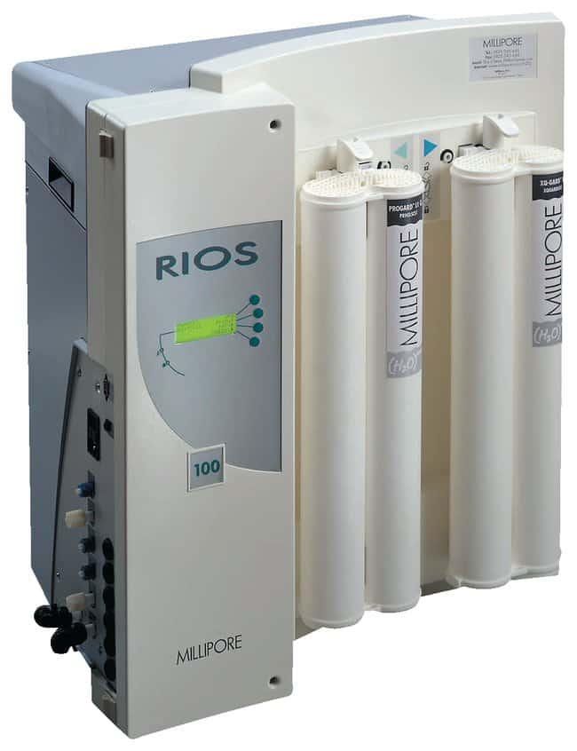 MilliporeSigma RiOs 30/50/100 Water Purification Systems:Testing and Filtration:Water