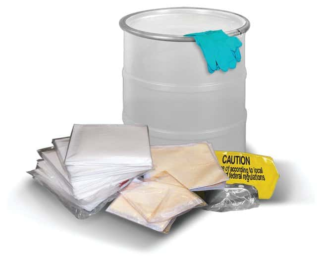 NPS Corp. Spilfyter™ Lab/Cleanroom Spill Kits