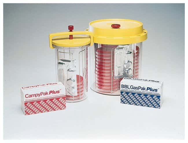 BD GasPak™ 150 Systems Large Anaerobic System; Non-vented BD GasPak™ 150 Systems